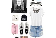 Polyvore love △  / Fav polyvore outfits