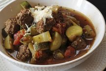 soups / by Tammy Crenshaw Jeffers