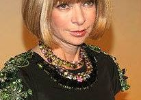 Anna Wintour is fierce