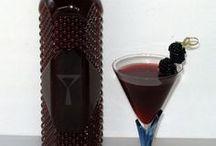 Blackberry liquor
