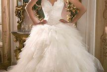 My Pink Princess Fairytale Wedding / by Allie Morehead