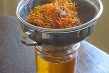 Herbal home remedies - preparations