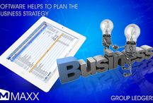 Group Ledgers / Group Ledger is a combination of multiple ledger that displays the summary of all the transactions of all the accounts one after the other sorted by transaction date... http://maxxerp.blogspot.in/2013/09/maxx-software-helps-to-plan-business.html