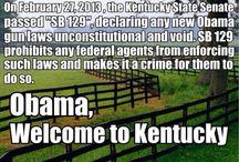 Kentucky Y'all!  / by Candice Sebastian