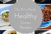 {food - healthy meal ideas}