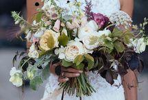 unstructured bouquet favorites