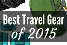 Travel Gear / travel gear, travel wear, travel items