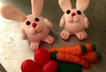Fimo x Pasqua / Animaletti e decorazioni in fimo