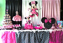 Minnie Mouse 1st Party