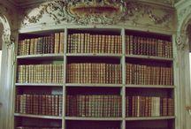 Library / by Brutal Brunette