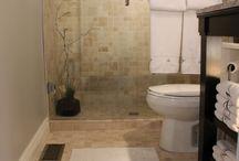 downstairs bath reno