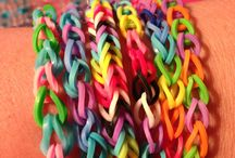 Loom bands! / ❤