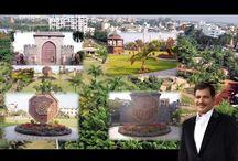 Old Sangvi Garden. / Garden and play area,