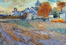 Y el arte llego...Impresionismo Van Gogh / El impresionismo, visto desde Pinterest