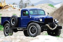 Trucks I want in my garage  / by Wes Woodin