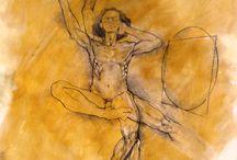 Drawings / Drawings by Marco Buziol