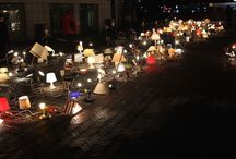 Amsterdam Light Festival / Fairylike walk along works of art from light artists all over the world. Especially nice for families with kids.