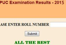 Karnataka PUC Results 2015 / Karnataka 2nd PUC Results 2015 seems to declare tomorrow all the applicants check and get in touch with we will notify you about your Karnataka PUC Results 2015.