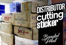 Distributor Mesin Cutting Sticker Original Murah JAKARTA