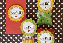 All Things Fall / by Kristen Mattson