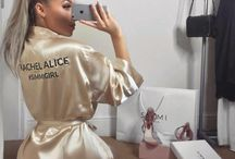 PR Event / Personalised Dressing gowns