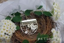 Wedding Ideas / Gorgeous #handmade #silver pieces made by disadvantaged artisans.