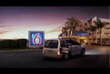 Motel 6 Advertising