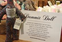 Dammit Dolls / dammit dolls & verses / by Valerie Stephan