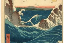 East Asian Painting: Ocean and Water