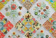 The aunts quilt / Stunning applique