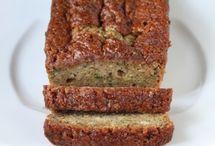 Healthier alternatives / Healthier muffins & cakes etc