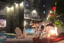 Romantic Dinner in Nagoya Mansion