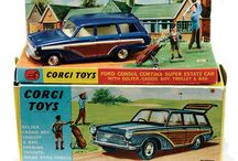 "Ford Cortina ""My Favourite"""