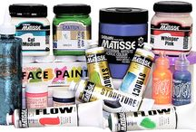 Art Materials and Links