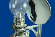 Candeeiros a Petróleo / Oil Lampe