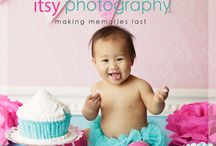 Ariana's first Birthday ideas / by Sarea Rivera
