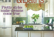 Fab Kitchens / by Heather Gow