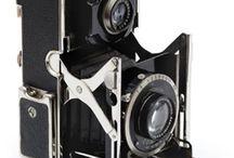 Cameras / Mostly vintage cameras