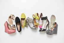 Shoe Mania / Rewrite your shoe story.  / by ThreadSence