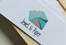 Jewel & Paper