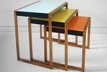 Nesting Tables / by Nicole Rauzi