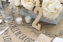Burlap with Style / Anything burlap