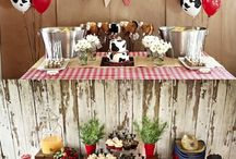 A cowboy party / by Haley Jackson