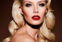 beauty/glamour makeup