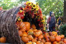 Великолепная осень / Пусть осенью жизнь будет наполнена яркими красками, теплом, уютом и, конечно же, счастьем.
