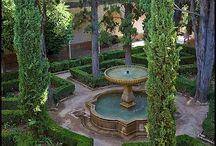 Ita modern garden