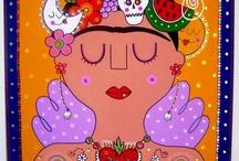 Frida Kahlo / by Rebeca Maltos