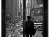 City life moodboard