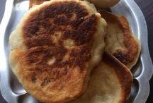 pain à  la poele
