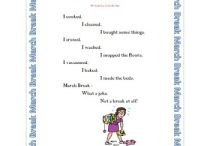 Poetry for the Classroom / A collection of 'just because' poems and songs for the classroom